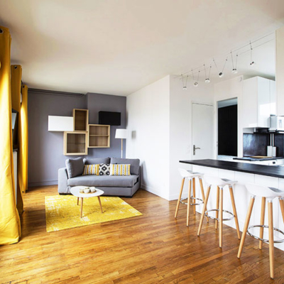 Rénovation appartement Paris pour location premium