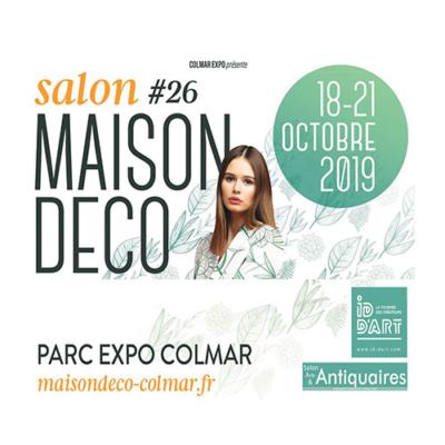 Salon Maison et Déco Colmar 2019