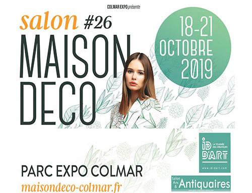 SALON MAISON DECO COLMAR