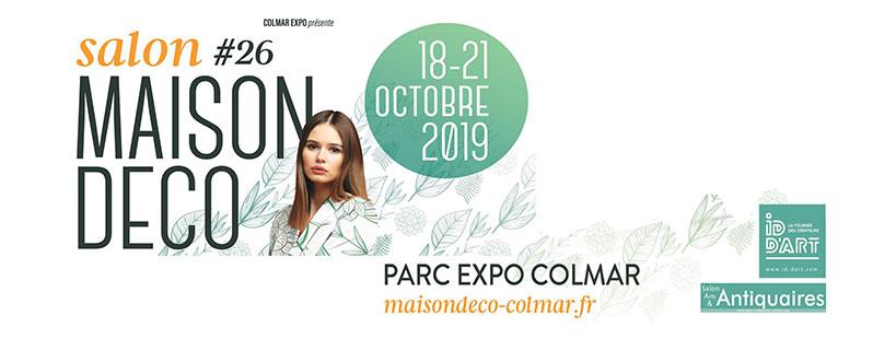 Salon maison déco Colmar 2019