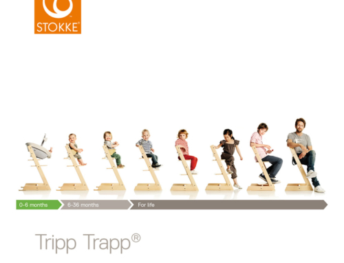 TRIPP TRAPP LA CHAISE ENFANT DESIGN