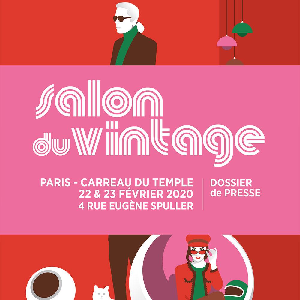 Salon VINTAGE Paris 2020