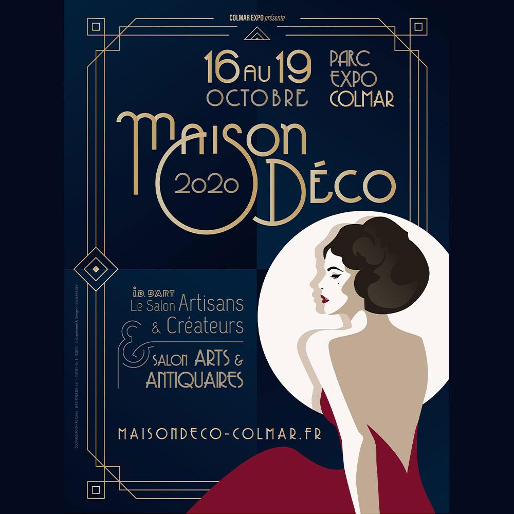 Salon maison Déco Colmar 2020