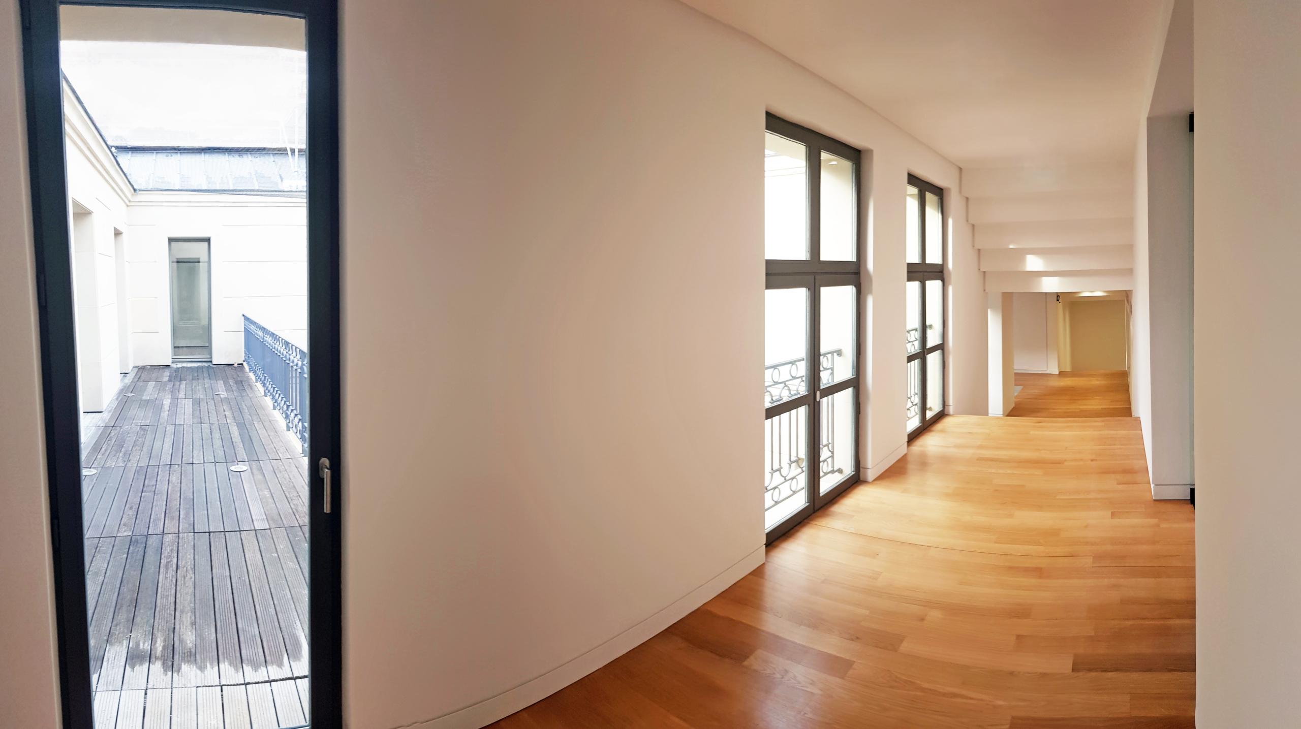 Paris bureaux immeuble classé