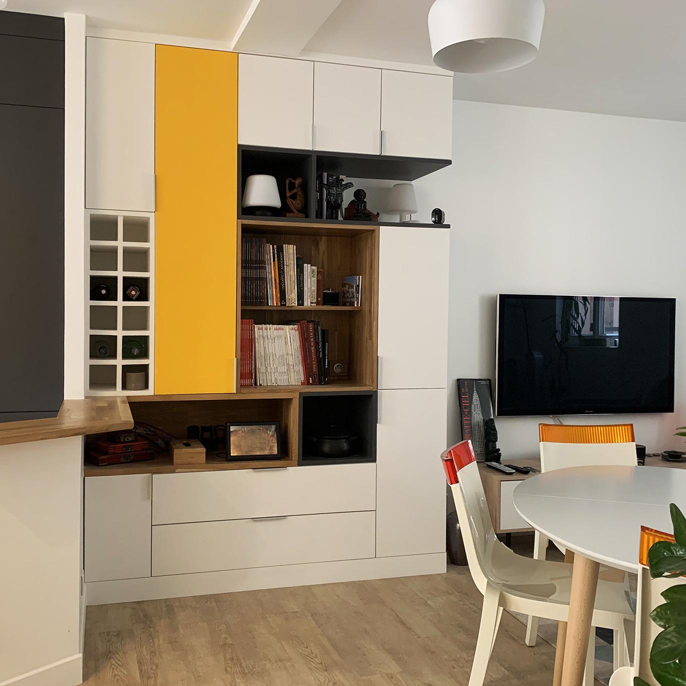 Location premium appartement pré-haussmannien