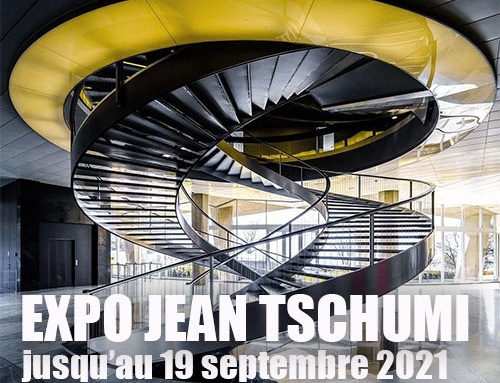 JEAN TSCHUMI L'EXPO