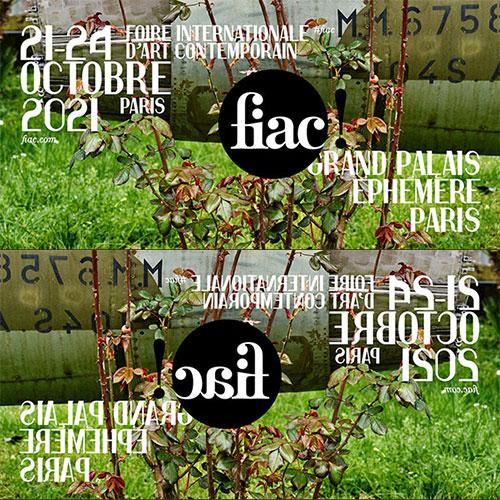 FIAC 21 Paris