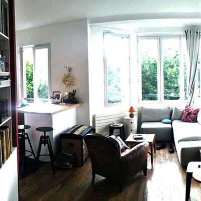 Paris appartement architecte