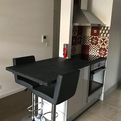 Aménagement appartement modulable