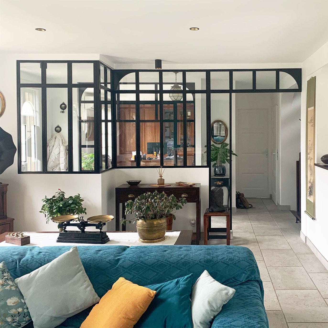 Rénovation maison de style Le pecq 78